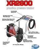 Pressure Washer Pump Xr2600