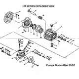 pictures of Pressure Washer Pump Diagram