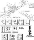 Devilbiss Pressure Washer Pump Parts pictures