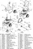 pictures of Vertical Pressure Washer Pumps