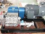 Pressure Washer Triplex Pump pictures