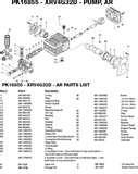 Devilbiss Pressure Washer Pump Parts