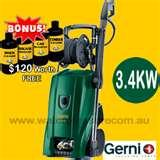 images of Aussie Pumps Pressure Washer