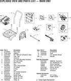 Troy Bilt Pressure Washer Replacement Pump