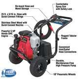 images of Excell Pressure Washer Pumps