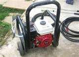 pictures of Petrol Pressure Washer Pump