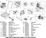 images of Pressure Washer Pumps Parts Troy Bilt