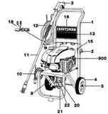 Images of Pressure Washer Pumps And Parts