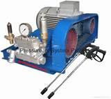 Pressure Washer Pumps Type Photos